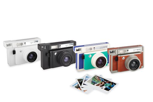Lomo'Instant Wide Editions