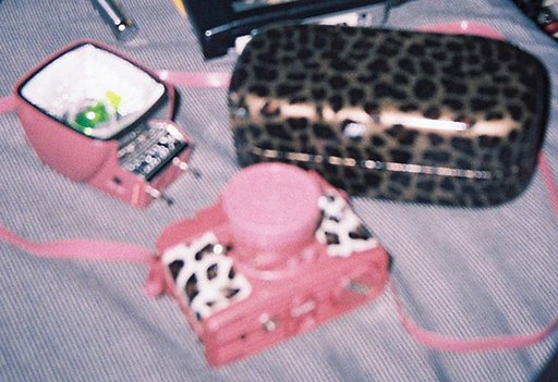Meowing with the Diana Mini Leopard!