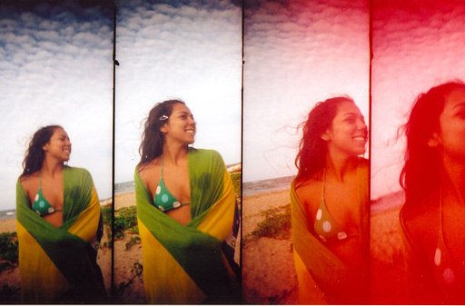 Bahia & Lomography - The Perfect Combination