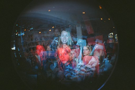 March Madness at the Lomography Gallery Store LA: Plastic Fantastic Film Swap / Prophecy #3