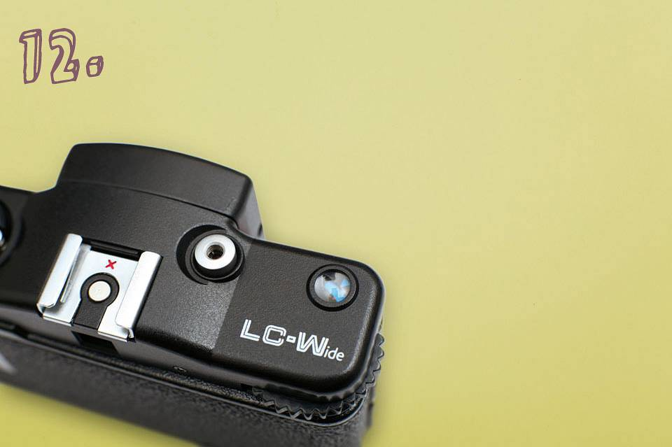 Today Only: 13% Off the Lomo LC-Wide!