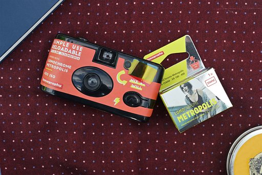Explore the Urban Jungle With the Simple Use Metropolis Camera