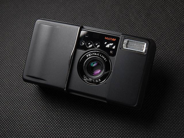 Lomopedia: Pentax Espio Mini