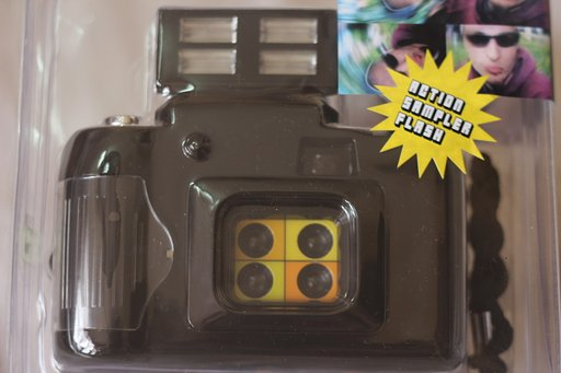 For Sale: Brand New Actionsampler Flash