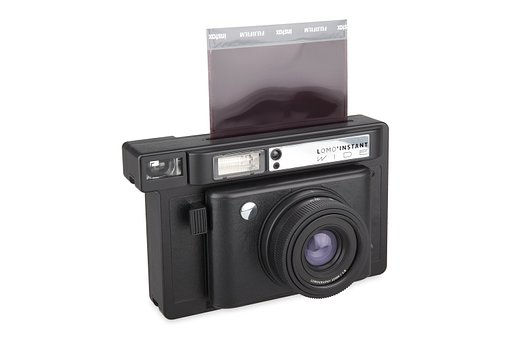 Lomo'Instant Wide Black 即影即有相機