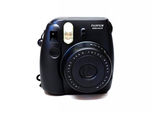 Lomopedia: Fuji Instax Mini 8