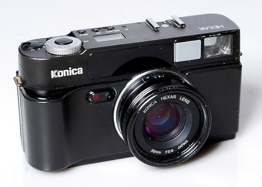 Lomopedia: Konica Hexar