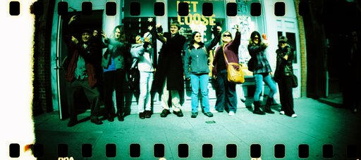 RECAP: Self Portraits Workshop @ Lomography Gallery Store NYC Greenwich Village