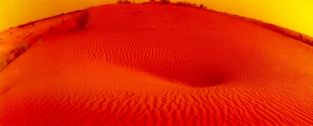 Sand dunes of Oursi