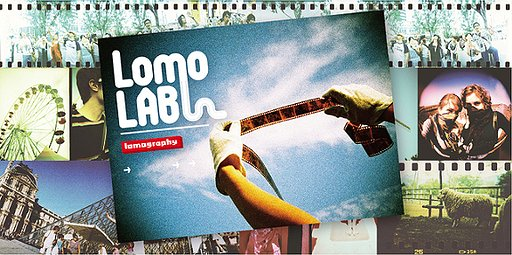 Hump Day DIY with Satomi: LomoLab at the Lomography Gallery Store LA!