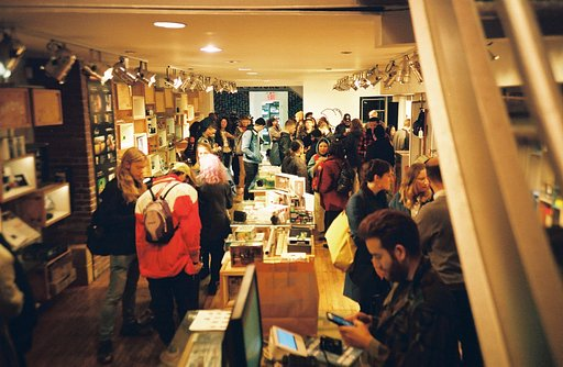 Recap: NewNYer by Sincere at the Lomography Gallery Store NYC