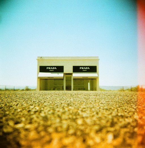 Twosday Tuesday: Prada Marfa