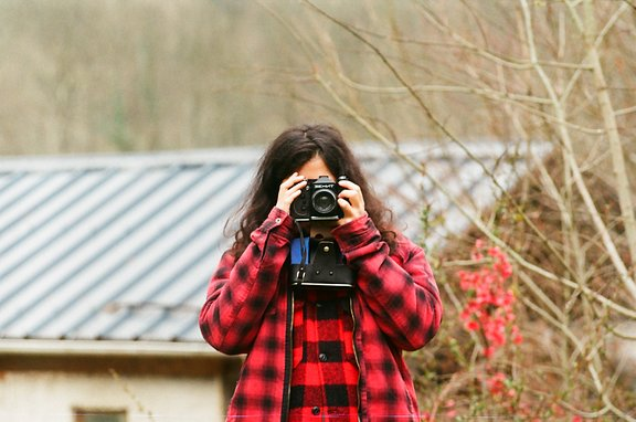 Valkashka is our LomoHome of the Day!