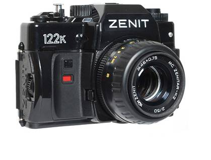Zenit 122 - My Lovely Russian Baby