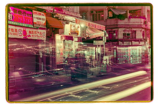 LomoChrome Purple Film: Dipping the City in Purple by LomoAmigo Peter Berko