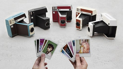 La Lomo'Instant Square è ora disponibile in pre ordine!
