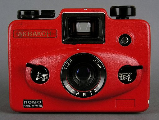 Have you ever seen this camera?
