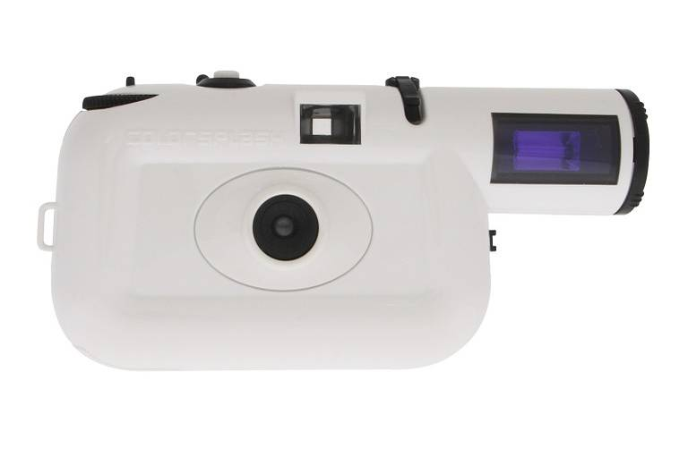 Daily Picks from the Sales Section: Colorsplash Camera White