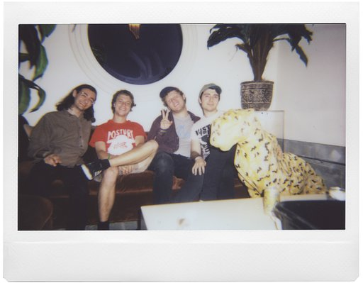 """""""Behind the Scenes"""" with Prince Daddy and the Hyena and the Lomo'Instant Wide"""