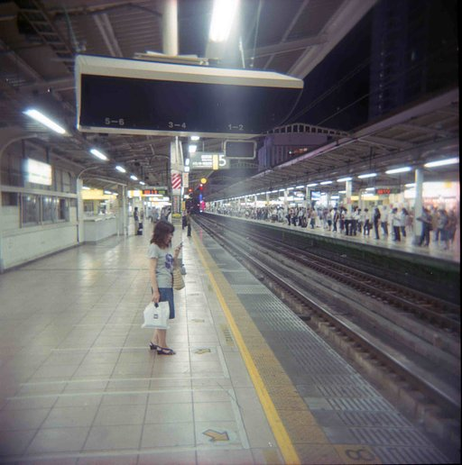 An Abandoned Japanese Train Station? Oh, it's Shibuya Station at 5am!