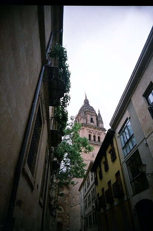 Salamanca - The Golden City of Spain