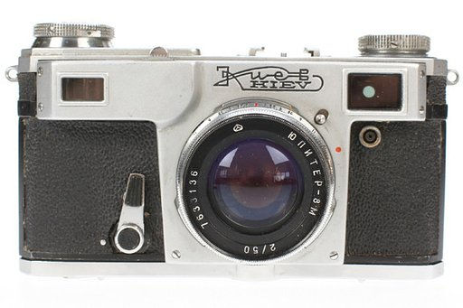 Kiev 4 - You Can't Go Wrong With It