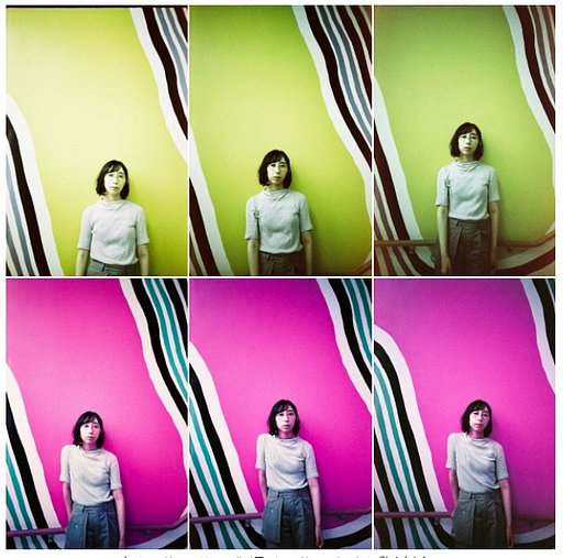 Lomochrome Series: Side-by-Side Shooting at Different Exposure Settings