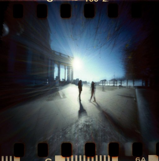 The Lomography Hipshot Showdown: World Pinhole Day Parade