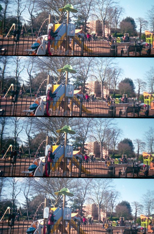 Don't Miss Out On The Action: Bridgford Park Supersampler