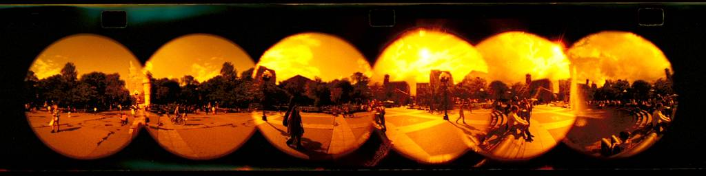 Introducing Lobster Redscale Color Negative 110 Film & the Digitaliza 110 Scanning Mask!