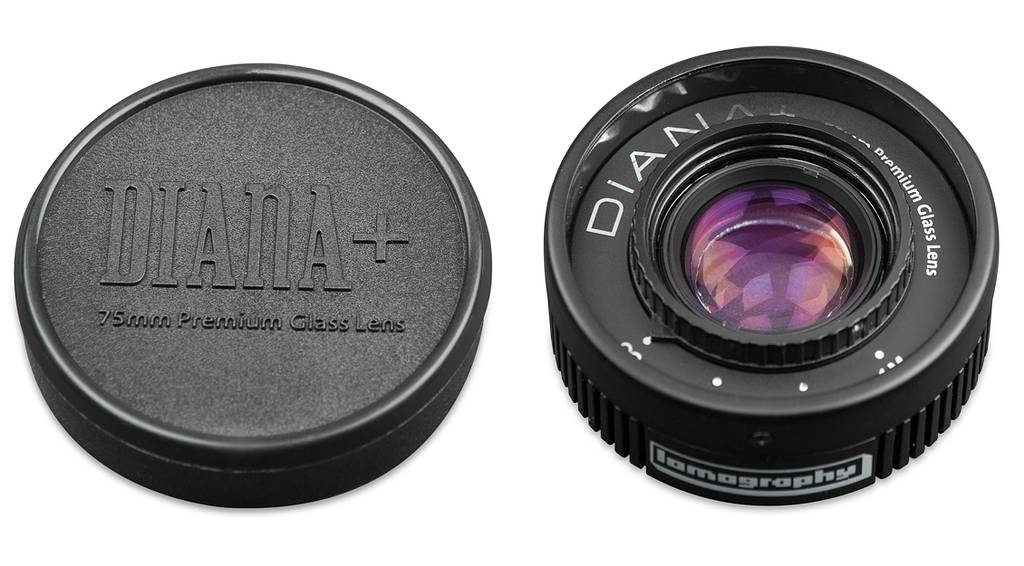 Introducing the Brand New Diana Premium Glass Lens