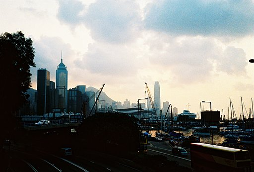 Out to Sea: Appreciating the Symphony of Sky and Sea at the Causeway Bay Typhoon Shelter