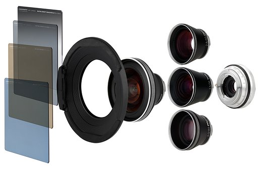 Get the full Neptune Convertible Lens experience with the Neptune Convertible Art Lens System Deluxe Bundle!
