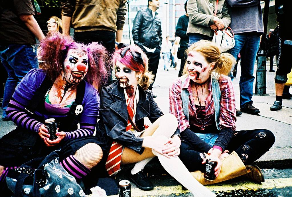 World Zombie Day: Outbreak in London