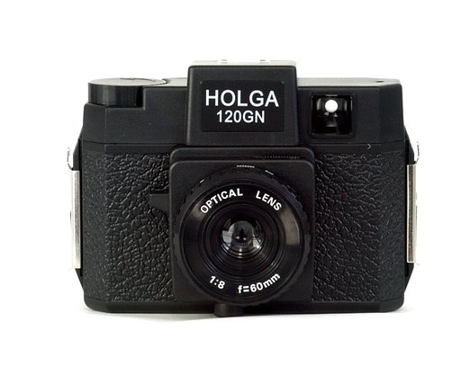 Holga 120GN - Imperfection is Beauty