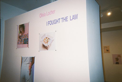 LomoAmigo Olivia Locher 'Fought The Law' For Her New Photobook