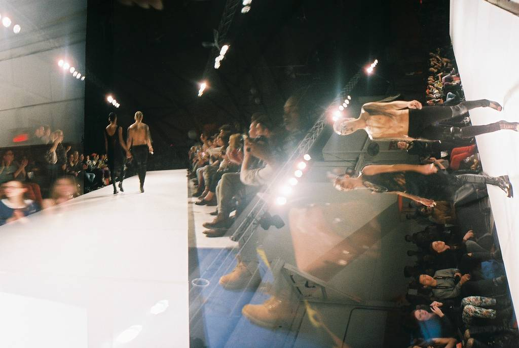 The LC-Wide Goes Runway-Side at |FAT| Arts & Fashion Week 2013