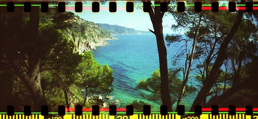 Capturando Paisajes Con La Sprocket Rocket