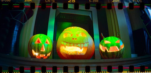 Halloween Rumbles Galore: Scare us and Win!