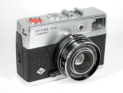Agfa Optima 500 Sensor - Back to 1973, Test with different films