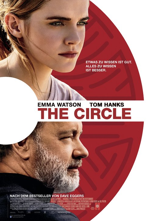 """THE CIRCLE"": Gewinne 2 Kinokarten"
