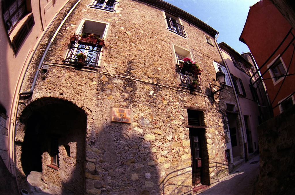Roquebrune, A Medieval Village by The Sea