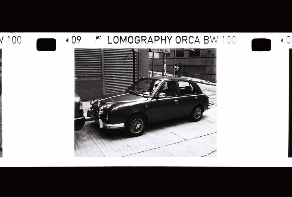 Introducing The New Lomography Orca B&W 100 110 Pocket Film