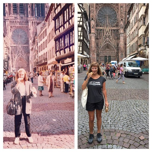 Lisa Werner's Europe: Memories of Then & Now