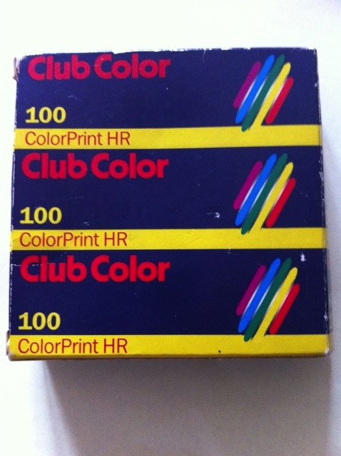 The Retro Charm of Club Color 100 (Expired 110 Film)