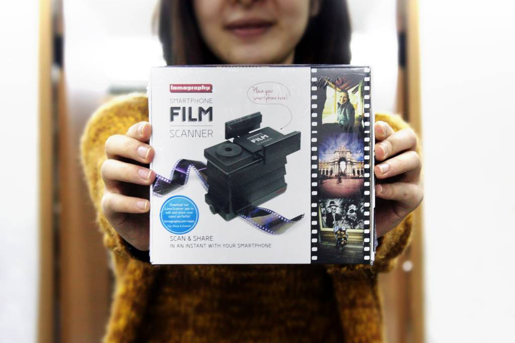 The Lomography Smartphone Film Scanners Have Arrived