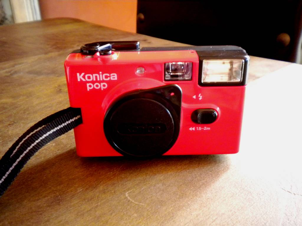 Konica Pop: The Color Machine