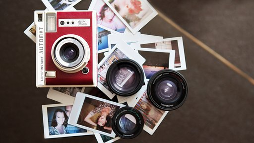 【全新 Kickstarter 计划】Lomo'Instant Automat 拍立得照相机──Your Everyday Inspiration!