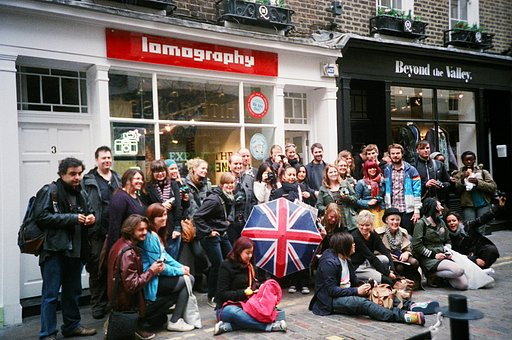 October workshops at The Lomography Gallery Store London!!!