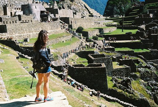 Around the World in Analogue: Peru